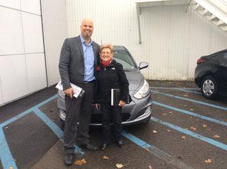 1er Hyundai! de Hyundai Trois-Rivières à Trois-Rivières
