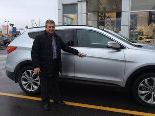 Vraiment satisfait! de Hyundai Trois-Rivières à Trois-Rivières