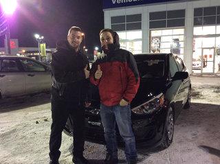 Merci! de Hyundai Trois-Rivières à Trois-Rivières