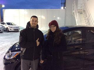 Satisfaite du véhicule et du service! de Hyundai Trois-Rivières à Trois-Rivières