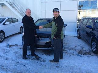 Mon 4e véhicule avec le Groupe Vincent! de Hyundai Trois-Rivières à Trois-Rivières