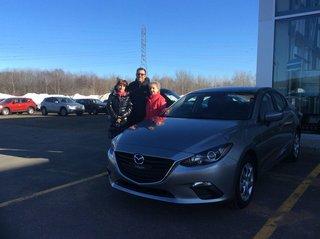 Un coup de foudre pour une auto! de Prestige Mazda à Shawinigan