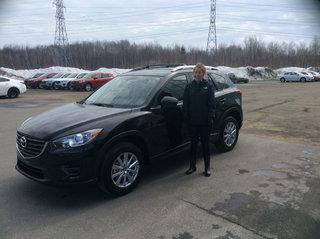 Merci! de Prestige Mazda à Shawinigan