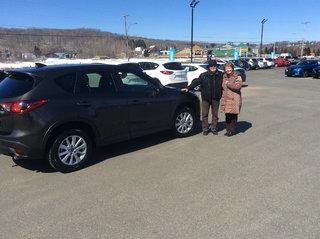 Journée fantastique de Prestige Mazda à Shawinigan