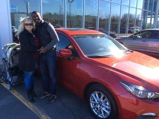 Vivre l'expérience Mazda de Groupe Vincent à Shawinigan et Trois-Rivières