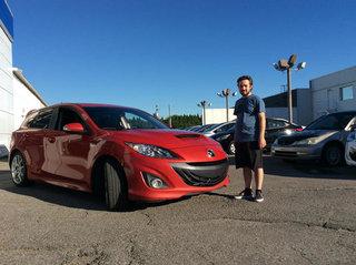 Une dose de Mazdaspeed de Groupe Vincent à Shawinigan et Trois-Rivières
