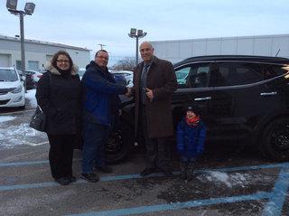 Hyundai Santa fe Sport de Groupe Vincent à Shawinigan et Trois-Rivières