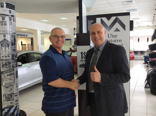Ma première Hyundai Sonata de Groupe Vincent à Shawinigan et Trois-Rivières