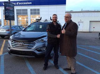 Quatrième Hyundai de Groupe Vincent à Shawinigan et Trois-Rivières