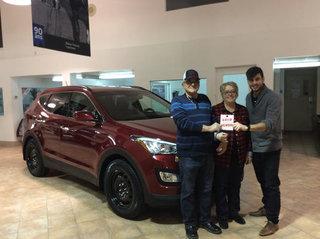 Premier client à vie!!!! de Groupe Vincent à Shawinigan et Trois-Rivières