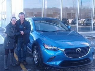 Toute nouvelle Mazda! de Groupe Vincent à Shawinigan et Trois-Rivières