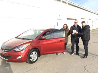 Nouvelle acquisition de Groupe Vincent à Shawinigan et Trois-Rivières