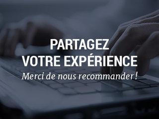Un excellent service et le respect de mon budget... merci! de Hyundai Trois-Rivières à Trois-Rivières