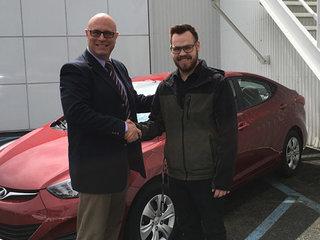 Mon deuxième Hyundai :D de Groupe Vincent à Shawinigan et Trois-Rivières