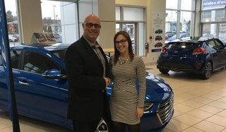 Ma première Hyundai de Groupe Vincent à Shawinigan et Trois-Rivières