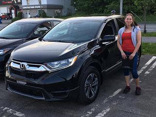 Un nouveau CR-V LX! de Avantage Honda à Shawinigan