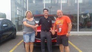 Un service attentionné et professionnel! de Prestige Mazda à Shawinigan