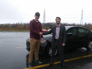 Ma belle nouvelle Mazda de Groupe Vincent à Shawinigan et Trois-Rivières