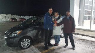 Une nouvelle voiture pour ma fille de Groupe Vincent à Shawinigan et Trois-Rivières