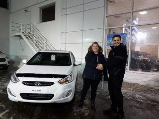 Ma première voiture neuve de Groupe Vincent à Shawinigan et Trois-Rivières