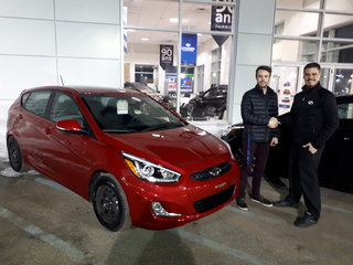Ma première auto neuve de Groupe Vincent à Shawinigan et Trois-Rivières