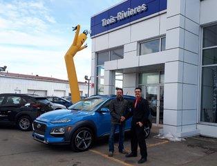 À la fine pointe de la technologie de Hyundai Trois-Rivières à Trois-Rivières