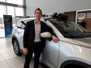Meilleur service! de Prestige Mazda à Shawinigan