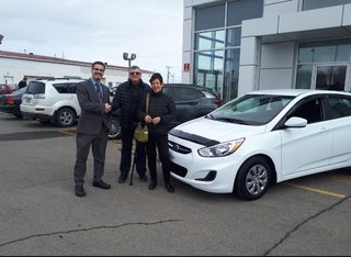 6eme  Hyundai de Groupe Vincent à Shawinigan et Trois-Rivières