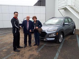 Très satisfait du service de Hyundai Trois-Rivières à Trois-Rivières