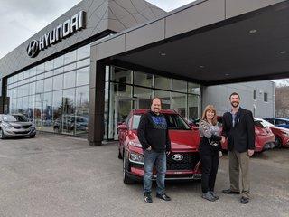 Merci Hugo pour l'excellent service! de Groupe Vincent à Shawinigan et Trois-Rivières