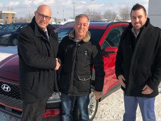 Quatrième produits Hyundai dans la famille! de Groupe Vincent à Shawinigan et Trois-Rivières