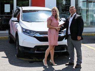 Un CR-V 2019 tout neuf! de Avantage Honda à Shawinigan