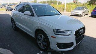 2015 Audi Q3 Progressiv Quattro Mags 19po NAV Toit Pano