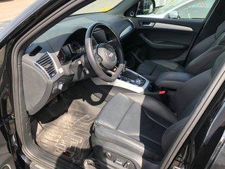 2015 Audi Q5 3.0L TDI Technik