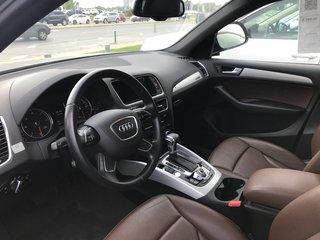 Audi Q5 3.0L TDI Progressiv 2015