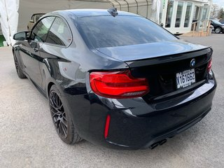 2019 BMW M2 Competition DCT