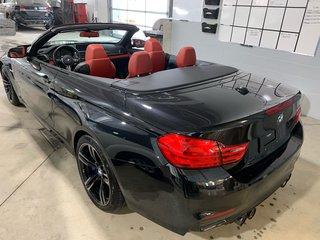 2016 BMW M4 Cabriolet Automatique