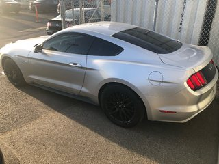 2017 Ford Mustang GT 5.0L manuelle