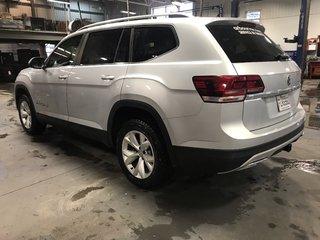 2018 Volkswagen Atlas Demo Trendline 3.6L