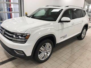 Volkswagen Atlas Execline Spécial Démo!!! 2018