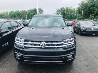 Volkswagen Atlas Execline R-Line 2018