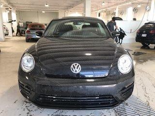 2018 Volkswagen Beetle Convertible Trendline demo