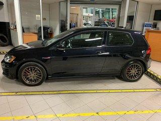2017 Volkswagen Golf GTI 2.0T Manuelle