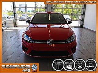 2016 Volkswagen Golf R Tech Pack