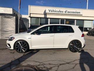 2018 Volkswagen Golf R Demo 2.0T Manuelle 4Motion