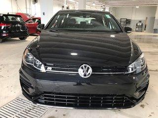 2018 Volkswagen Golf R Manuelle