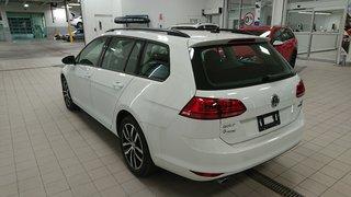 2017 Volkswagen GOLF SPORTWAGEN 4Motion Comfortline Toit *PROMO PNEUS HIVER*