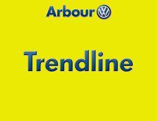 2018 Volkswagen GOLF SPORTWAGEN Trendline Demo