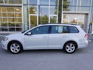 2018 Volkswagen GOLF SPORTWAGEN 4Motion Trendline