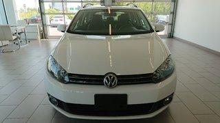 2014 Volkswagen Golf TDI Wolfsburg Cuir Toit NAV *PROMO PNEUS HIVER*